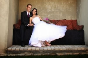 Tuscan style wedding venue in Midrand