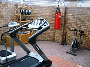 Work out at Morning, Noon & Night Guest House accommodation in Alberton