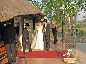 Valverde Country Hotel in Muldersdrift will take care of all your wedding and conference requirements