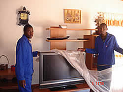 A2B Removals for safe and careful furinture removals in Alberton area