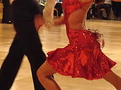 Dance With Me dancing studio in Alberton for lessons in Latin American and Ballroom