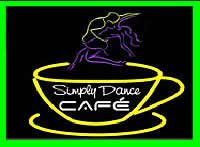 Simply Dance Cafe teaches all dances necessary for modern day dancing