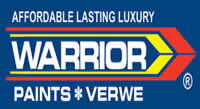 Warrior Paints has the widest range of decorative paint products in South Africa