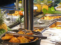 Boksburg Boma also boasts it's famous Grill Buffet Restaurant, which combines a relaxed atmosphere with friendly service