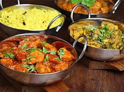 By visiting Namaste India you will be able to sample the characteristic flavour of Indian Fine Dining.