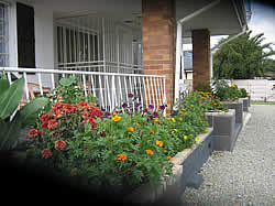 Boksburg Accommodation - Boksburg Self Catering  - The Patio Self Catering Flats