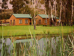 Holiday chalets and campsites at Eastco in Magaliesburg