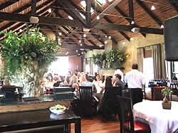 Casalinga is an elegant Italian country restaurant in Muldersdrift has received many awards for fine dining