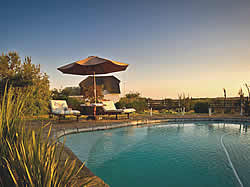 The Cradle Lodge offers tasteful four star lodge accommodation in the Cradle of Humankind